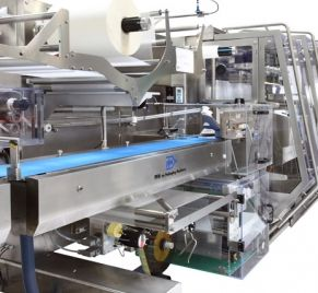 Vertical and horizontal packaging machines